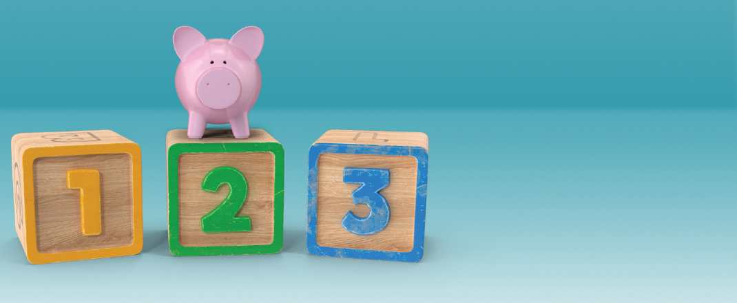 AVOIDING A HIGHER DEDUCTIBLE IS AS EASY AS 1-2-3